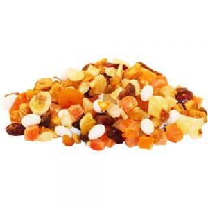 Explosion de mélange aux fruits