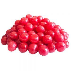 Boules de cerises sures
